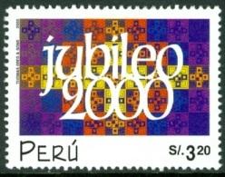 PERU 2000 HOLY YEAR** (MNH) - Peru