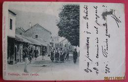 BOSNA I HERCEGOVINA - TREBINJE, OBERE CARSIJA, K.U.K. MILITARPOST - Bosnia And Herzegovina