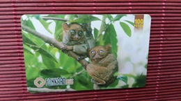 Phonecard Animal Philipines Used - Philippines
