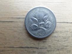 Australie  5  Cents   2001  Km 401 - Monnaie Décimale (1966-...)