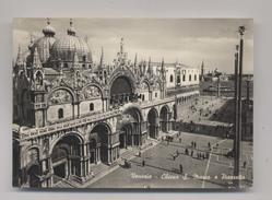 VENEZIA - Venise - Chiesa S. Marco E Piazzetta - Venezia