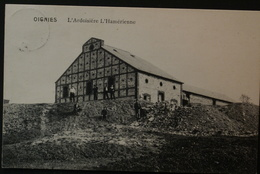 Oignies - Ardoiserie L'Hamérienne - Viroinval