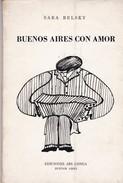 BUENOS AIRES CON AMOR. SARA BELSKY. 1980, 69 PAG. EDICIONES ARS LONGA. SIGNEE-BLEUP - Poetry