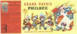 Vieux Papiers - Buvard - Pains D'épice Philbee - 6 Buvards - Gingerbread