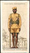 Image Player's Cigarettes A Series Of 50 N°7 Military Uniforms Of ... The British South Africa Police : Native Askari - Player's