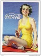 16076 - CARTE Pub COCA COLA - Célébrez Les 125 Ans De Légende (Drink) - Postcards