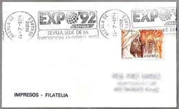 EXPO'92 - SEVILLA. Alcala De Henares 1987 - 1992 – Sevilla (España)
