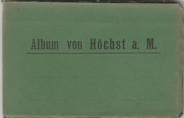 FRANKFURT---HOCHST---CARNET DE 12 CARTES--TRES BON ETAT--VOIR SCANNER - Frankfurt A. D. Oder