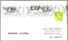 EXPO'92 - SEVILLA. Alcorcon 1987 - 1992 – Sevilla (España)