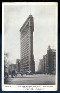 Cpa Des Etats Unis Usa New York -- Flat Iron Building   SEP17- 62 - New York City