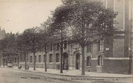 PARIS 17EME - Le Lyçée Carnot - Distrito: 17