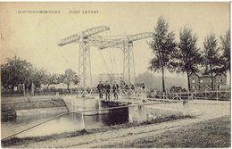 HOUDENG-GOEGNIES - La Louvière - Pont Levant - Edit. Eug. Pilette-Delcuve - La Louvière