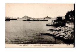 13 - MARSEILLE . LE CHÂTEAU D'IF ET LES ÎLES D'ENDOUME - Réf. N°5737 - - Château D'If, Frioul, Iles ...