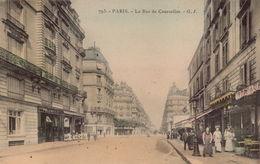 PARIS 17EME - La Rue De Courcelles - Distrito: 17