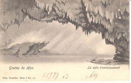 Han-sur-Lesse - CPA - Grotte De Han - Lac D'embarquement - België