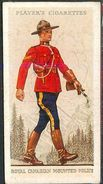 Image Player's Cigarettes A Series Of 50 N°12 Military Uniforms Of The British Empire .. Royal Canadian Mounted Police - Player's