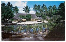 Une Jolie Vue De L'Hotel Bel Air à Punaauia, Tahiti - N° C24208 - Polynésie Française