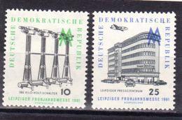 DDR, Nr. 813/14** - Ungebraucht