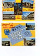MONT DE MARSAN  LA BASE   2 CARTES - Mont De Marsan