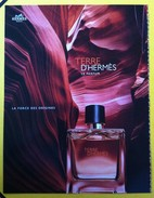 Hermès - Publicité RV Avec Patch - Perfume Cards