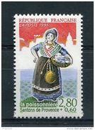 Timbre FRANCE 1995 Timbre 2979, SANTONS DE PROVENCE, La POISSONNIERE, Neuf - France
