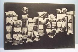PAIMPONT    ---MULTIVUES  - - Paimpont