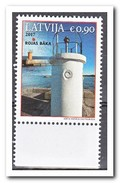 Letland 2017, Postfris MNH, Lighthouses - Letland