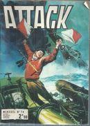 ATTACK   N° 74 -  IMPERIA 1977 - Petit Format