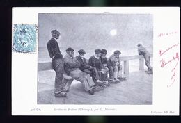 SARDINERS BRETONS 1900 - Frankrijk