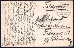 DEUTSCHE FELDPOST 1922 AUS OSIJEK - HOTEL ROYAL - Croatie