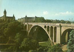 Luxembourg, Le Pont Adolphe, The Adolph Bridge, Die Adolf Brucke - Lussemburgo - Città