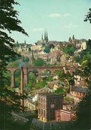 Luxembourg, Vue De La Ville Haute, Panorama Della Città Alta - Lussemburgo - Città