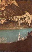 Han-sur-Lesse -  Grotte De Han - La Grande Draperiee - België