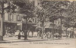 PARIS 17EME - L'avenue Des Ternes - Distrito: 17