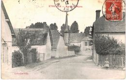 ETRELLES .... RUE DE LA MAIRIE - France