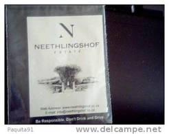 Magnet Vignobles Sud Africain Neethlingshof Neuf Et Emballé - Advertising