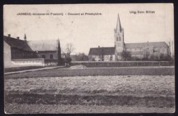 JABBEKE ( Varsenare ) - Klooster En Pastorij - Couvent Et Presbytère - Jabbeke
