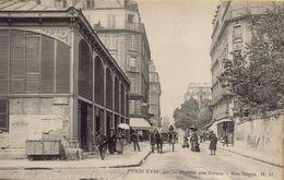 PARIS 17EME - Marché Des Ternes - Distrito: 17