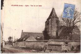 GELANNES ... TOUR DU XIII Eme SIECLE - France
