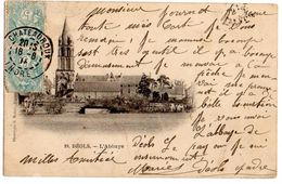 DEOLS - L'ABBAYE  - FOTOTYPE MABIRE - VG 1904 FP - C132 - Chateauroux