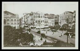 PERNAMBUCO - RECIFE - Praça Da Independencia.  Carte Postale - Recife