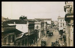 VITORIA - Avenida Affonso Penna. ( Ed. R. J. Monteiro )carte Postale - Vitória