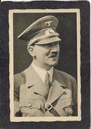 Nazi Germany-Der Fuhrer Adolph Hitler(#1) 1938 - Mint Antique Postcard - Germany