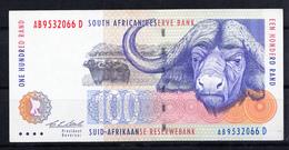 SURAFRICA 1994. 100 RAND  BUFALO   PICK 126a NUEVO SIN CIRCULAR    B1094 - Suráfrica
