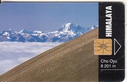 CZECH REPUBLIC - Himalaya/Cho Oyu - 8201 M, 04/95, Used - Tchéquie
