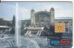CZECH REPUBLIC - Aqua Therm, Tirage 60000, 05/96, Used - Landschappen