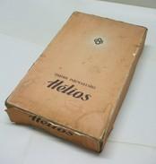 Ancienne Boîte HELIOS Lingerie Indémaillable GSB En Carton - Scatole