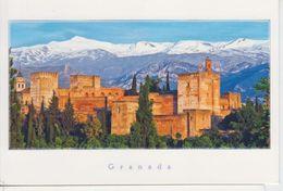 Carte Postale Espagne 2017 Grenada - Granada
