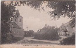Mayenne : STE  ANNE De  BULIEU :  Entrée  Du  Bourg - Altri Comuni