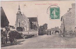 Mayenne :env. De   Lassay :  NIORT :  L  église - Altri Comuni
